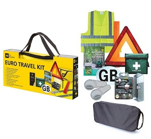 AA European Driving Kit