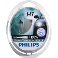 Philips Xtreme Vision +100% xenon bulbs