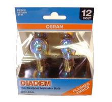 Osram Diadem Blue Indicator Bulbs