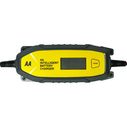 AA 4A Intelligent Car Battery Charger 4 amp