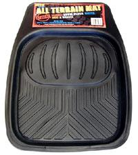 Skoda Octavia 2004 onwards All Terrain Tray Rubber Car Mats