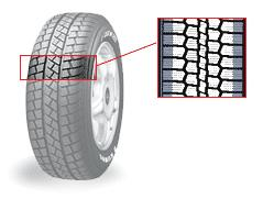 Kumho KW17 Winter Cold Weather Tyres