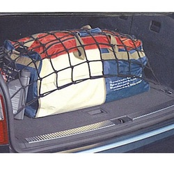 Dacia Logan 2012 on Car Boot Cargo Luggage Net