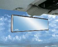 Wide View Interior Car Mirror