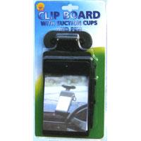 In Car Clip Board