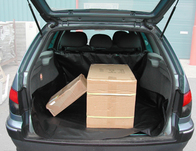 Town and Country Car Boot Liner - Standard