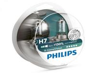 Philips Xtreme Vision 130% xenon bulbs - H7 twin pack