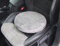 Car Seat Swivel and Booster Cushion