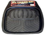 All Terrain Tray Rubber Car Mats - 4 Mat Set