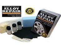 Rapid Autocare Alloy Wheel Repair Kit