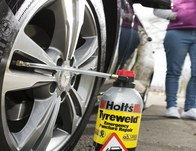 Holts Tyre Weld Puncture Repair Sealant 400ml