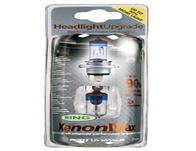 Ring Xenon Max +100% xenon headlamp bulbs - H4 twin pack