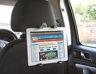 Car Headrest iPad Tablet Holder