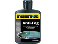 RainX Anti Fog and Mist 200ml