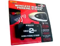 Easy Fit Wireless Reverse Parking Sensors