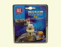 Reverse Alert Bleeping Bulb 12 or 24 volts - 12v Single Bulb pack