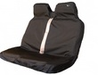 View Ford Transit 1995 to 2006 Commercial Van Front 3 Seat Covers Set additional image
