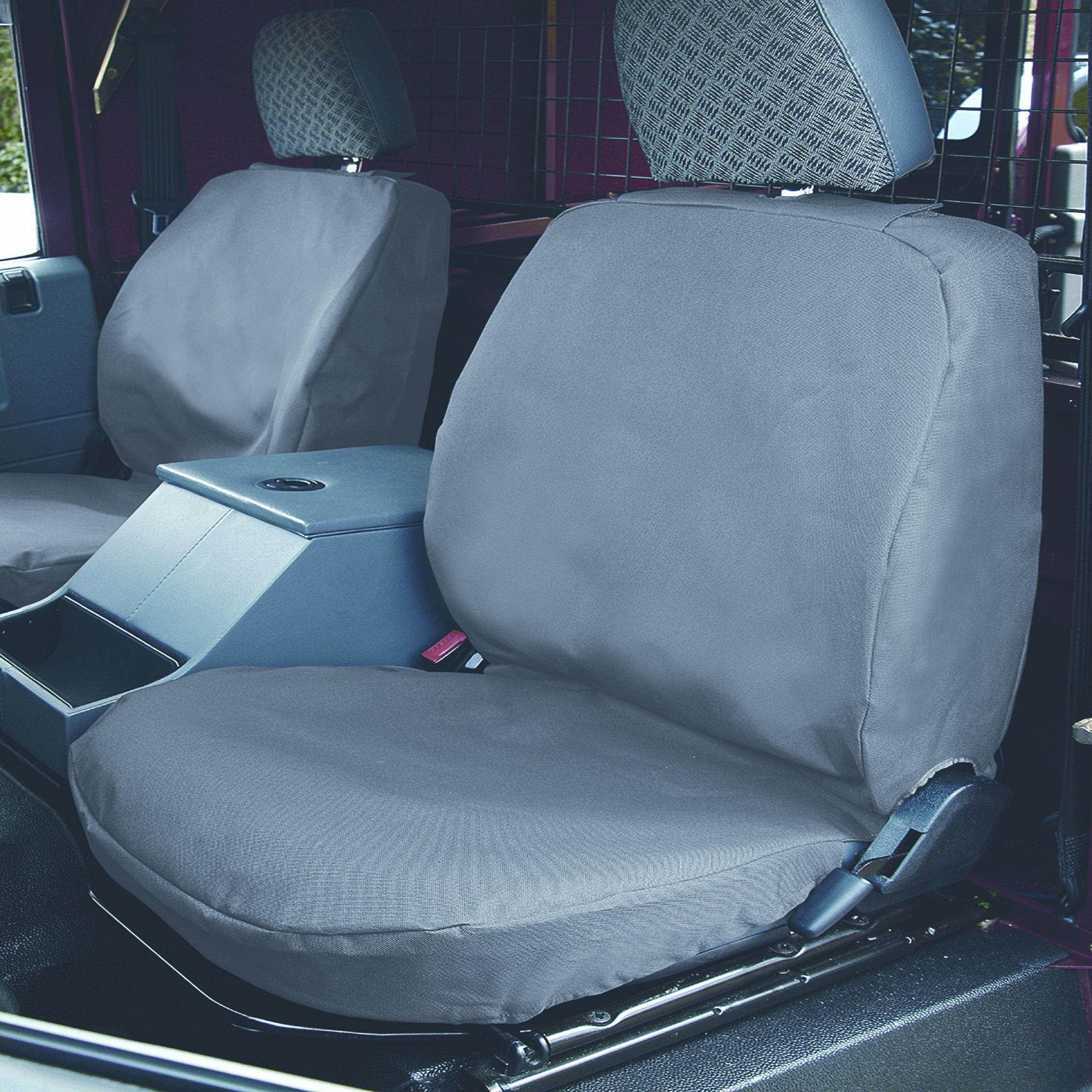 Land Rover Defender 4x4 Seat Covers at Care4car.com