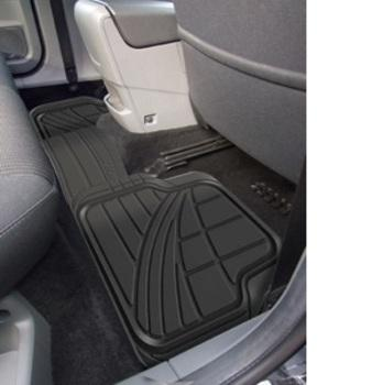 Full Width Rear Rubber Car Mat Single Item At