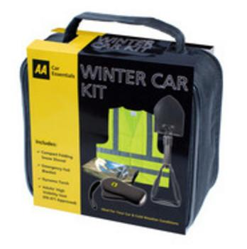 Aa Winter Driving Car Kit Gift Pack Kit Pack At